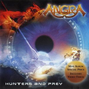 Angra - Hunters And Prey (Jewel Case CD)
