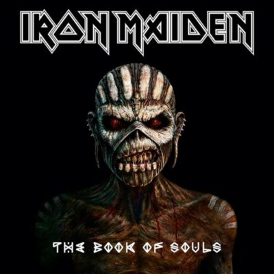 Iron Maiden - The Book Of Souls (Jewel Case Double CD)