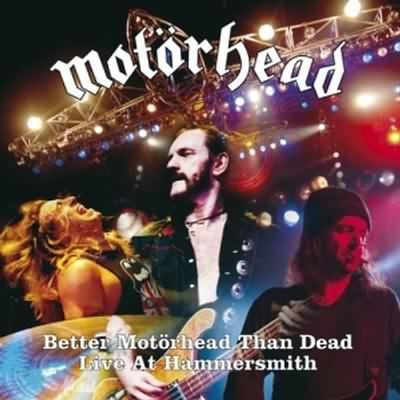 Motorhead - Better Motörhead Than Dead - Live At Hammersmith (4 LP)