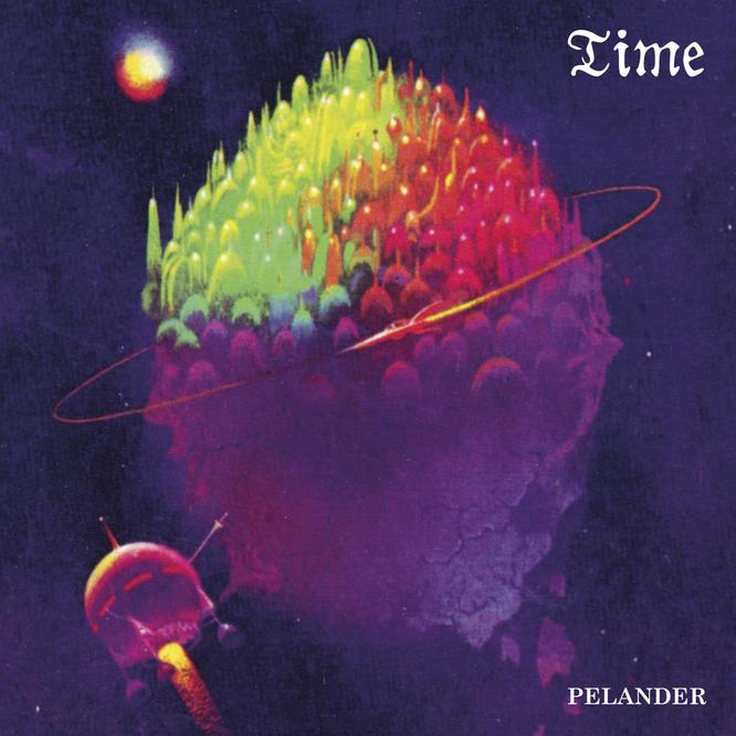 Pelander - Time (Digipack CD)