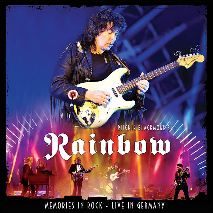 Rainbow ‎– Memories In Rock - Live In Germany (Special Boxset)