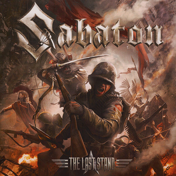 Sabaton - The Last Stand (Double LP)