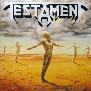 Testament - Practice What You Preach (Jewel Case CD)