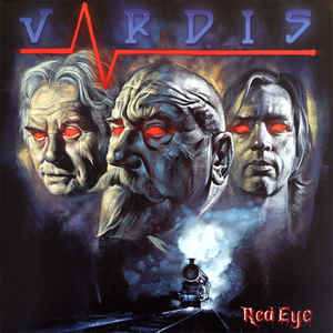 Vardis - Red Eye (LP & CD)