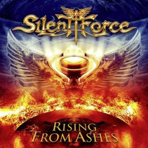 Silent Force - Rising From Ashes (Digipack CD)