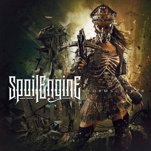 Spoil Engine - Stormsleeper (Black LP)