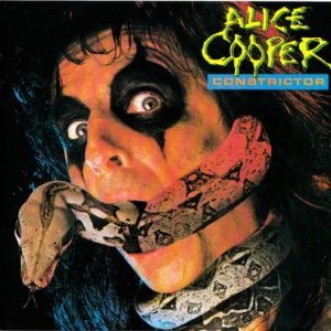 Alice Cooper - Constrictor (Jewel Case CD)