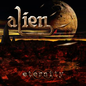 Alien - Eternity (Jewel Case CD)