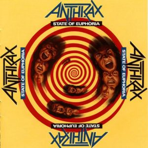 Anthrax - State of Euphoria (Jewel Case CD)