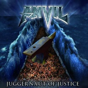 Anvil - Juggernaut Of Justice (Double LP)
