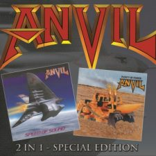 Anvil - Speed Of Sound / Plenty Of Power (Double Digipack CD)