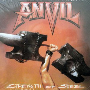 Anvil - Strength Of Steel (Digipack CD)
