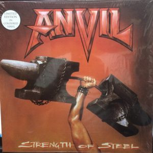 Anvil - Strength Of Steel (LP)