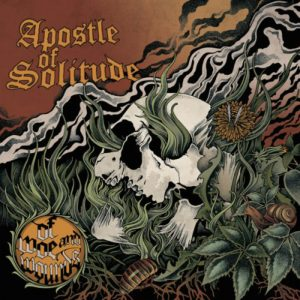 Apostle Of Solitude - Of Woe And Wounds (LP)