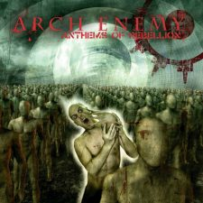 Arch Enemy - Anthems Of Rebellion (Jewel Case CD & DVD)