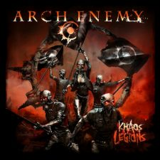 Arch Enemy - Khaos Legions (Jewel Case CD)
