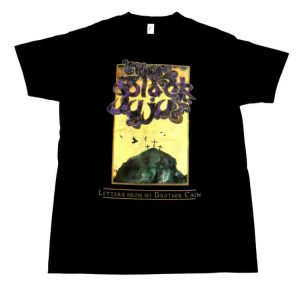 Black Juju - Letters From My Brother Cain Artwork T-Shirt