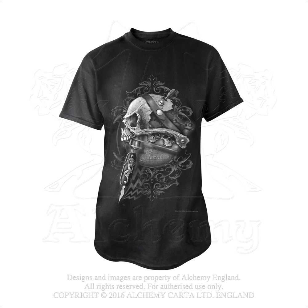 Scar Bones T Shirt Music Megastore