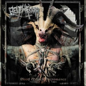 Belphegor - Blood Magick Necromance (Jewel Case CD)