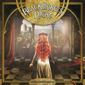 Blackmore's Night - All Our Yesterdays (Digipack CD & DVD)