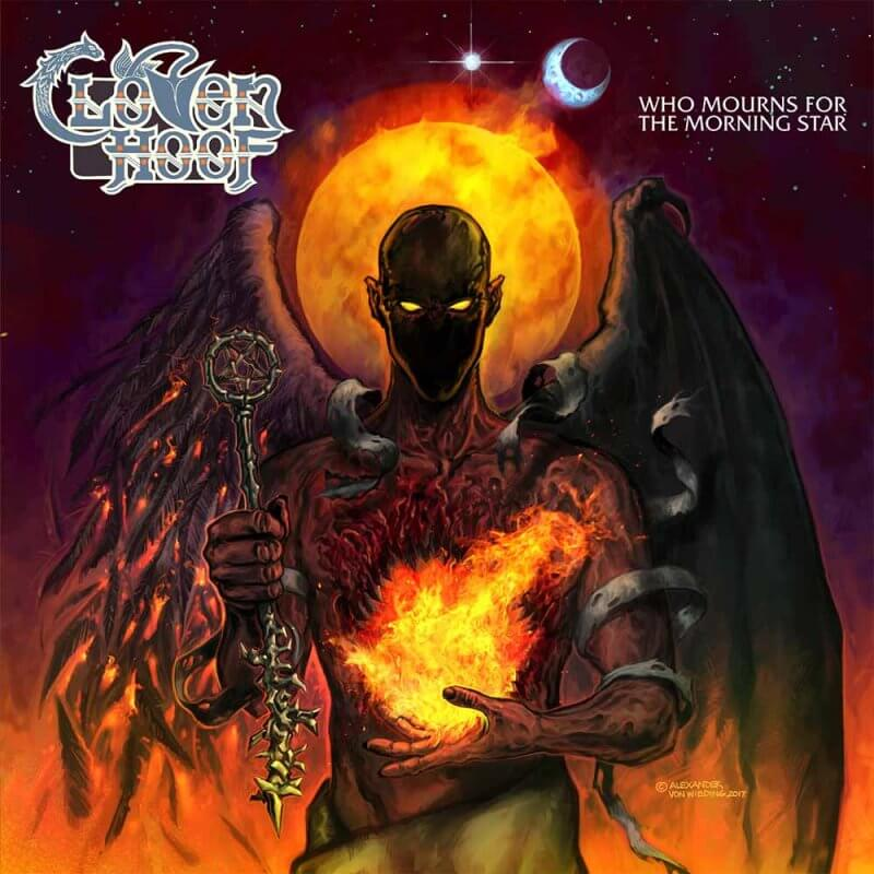 Cloven Hoof - Who Mourns For The Morning Star (Jewel Case CD)