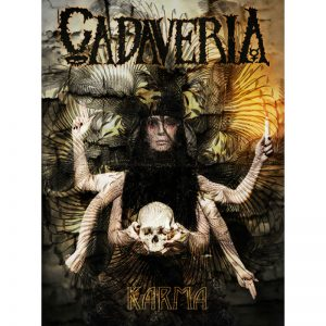 Cadaveria - Karma (Double DVD)