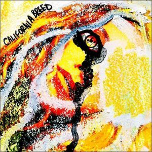 California Breed - California Breed (Jewel Case CD)