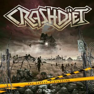 Crashdiet - The Savage Playground (Jewel Case CD)