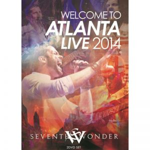 Seventh Wonder - Welcome To Atlanta Live 2014 (Double DVD)