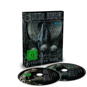 Dimmu Borgir - Forces Of The Northern Night (Digibook Double Bluray)