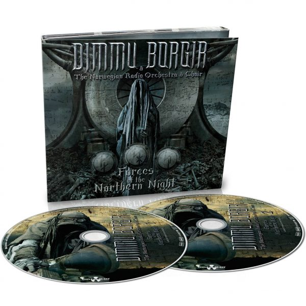 Dimmu Borgir - Forces Of The Northern Night (Digipack Double CD)
