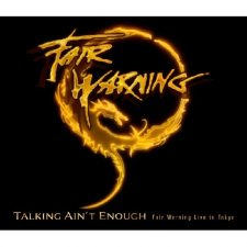 Fair Warning - Talking Ain't Enough Fair Warning Live In Tokyo (Special Boxset)