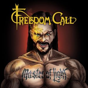 Freedom Call - Master Of Light (Special Boxset)