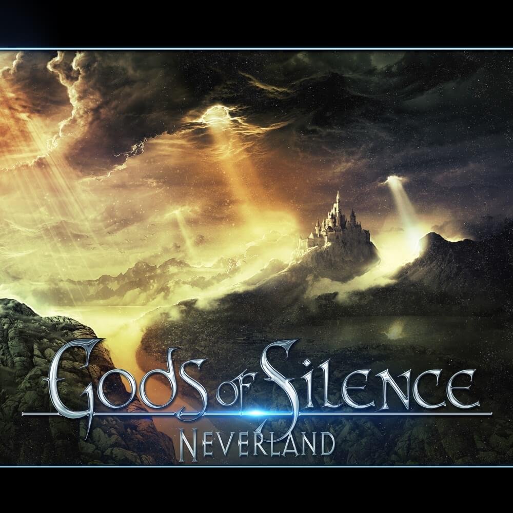 Gods Of Silence - Neverland (Digipack CD)
