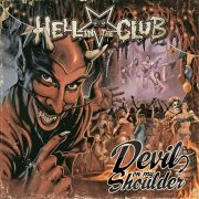 Hell In The Club - Devil On My Shoulder (Jewel Case CD)