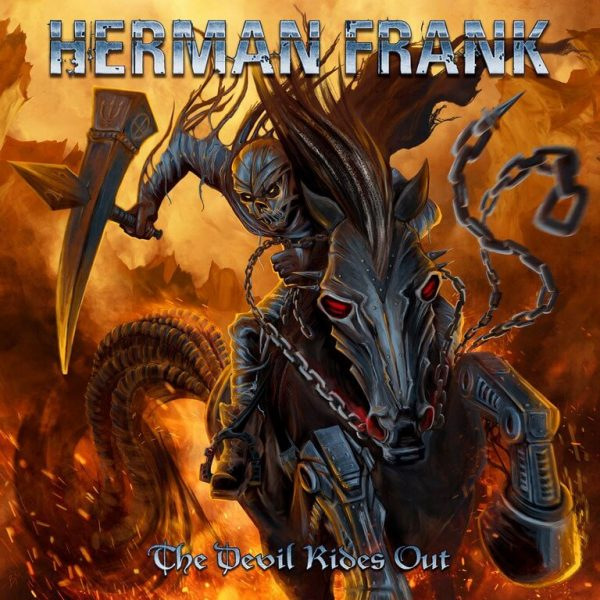 Herman Frank - The Devil Rides Out (Special Boxset)