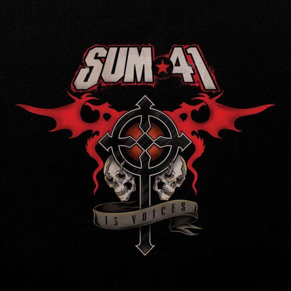 Sum 41 - 13 Voices (Gatefold CD)