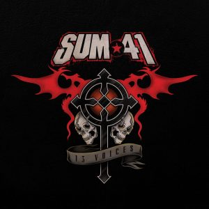Sum 41 - 13 Voices (Black LP)