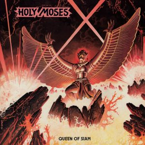 Holy Moses - Queen Of Siam (Gold LP)