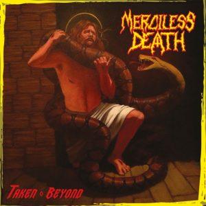 Merciless Death - Taken Beyond (Black LP)