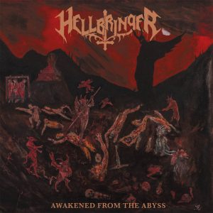 Hellbringer - Awakened From The Abyss (LP)