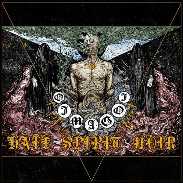 Hail Spirit Noir - Oi Magoi (Black LP)