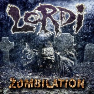 Lordi - Zombilation The Greatest Cuts (Digipack CD & DVD)