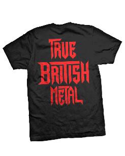 Monument - True British Metal T-Shirt