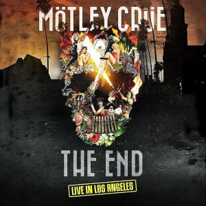 Motley Crue ‎– The End - Live In Los Angeles (Double LP & DVD)