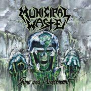 Municipal Waste - Slime And Punishment (Black LP)