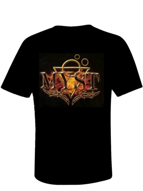Myst - Logo T-Shirt