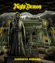 Night Demon - Darkness Remains (Digipack CD)