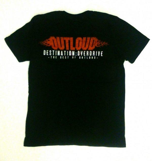 Outloud - Destination : Overdrive T-Shirt