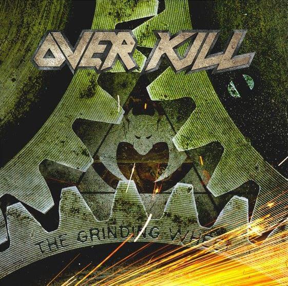 Overkill - The Grinding Wheel (Digipack CD)